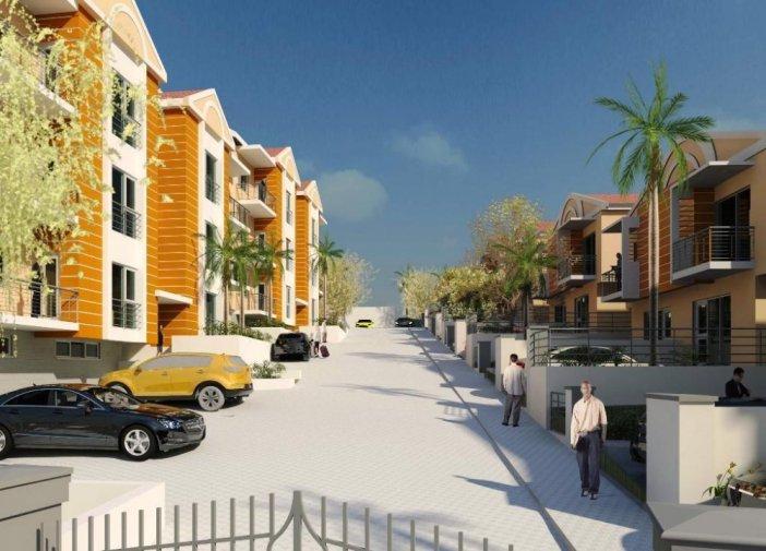 DND apartments sale underway in Nyarutarama