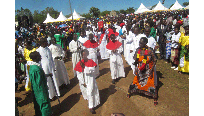 Uganda:Agago to commemorate Uganda martyrs today
