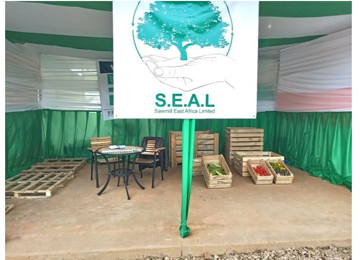 "S.E.A.L SUPPORT ""MADE IN RWANDA""CAMPAIGN"