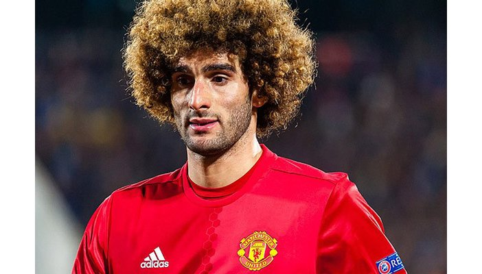Fellaini wakiniye Man United yanduye COVID-19